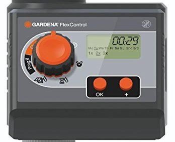 sistema de riego gardena flexcontrol